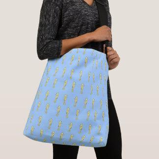 Sea horse crossbody bag