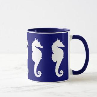 Sea Horse Herd Mug