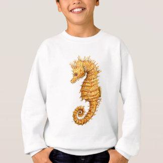 Sea horse Hippocampus hippocampus Sweatshirt
