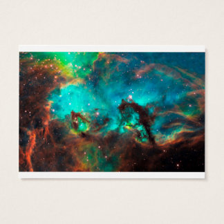 Sea Horse Nebula Business Card
