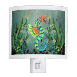 Sea Horse Night Light