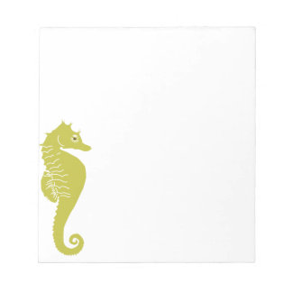 Sea Horse Notepads