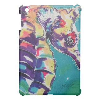 Sea Horse Silk Painting iPad Mini Covers