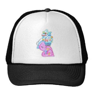 Sea Ice Cream Trucker Hat