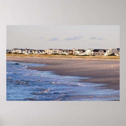 Sea Isle City Beach Poster