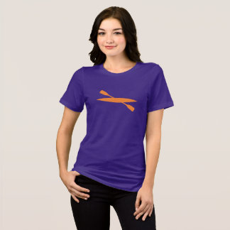 Sea Kayak on Colored Shirt