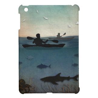 Sea Kayaking iPad Mini Cases