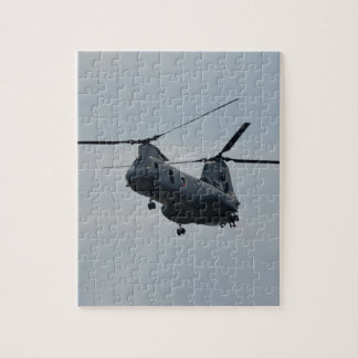 Sea knight CH-46 Jigsaw Puzzle