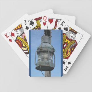 Sea Lantern, Bar Harbor, Maine Playing Cards