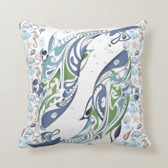 Sea Life American MoJo Pillow