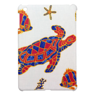 Sea life case for the iPad mini