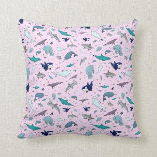Sea Life Cushion