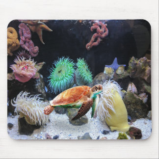 Sea Life Mouse Pad