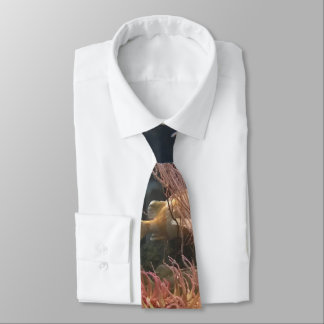 Sea Life Necktie