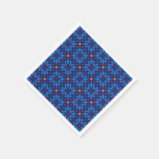 Sea Life Pattern Paper Napkin