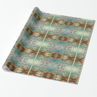 Sea Lilies Wrapping Paper