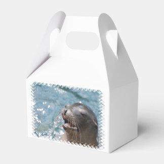 Sea Lion Favor Box