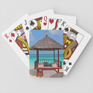 Sea lodge playing cards