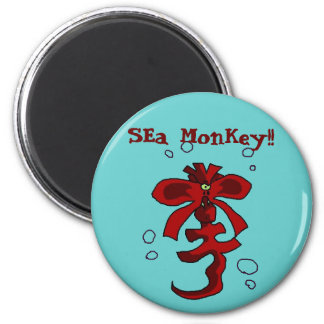 sea monkey magnet