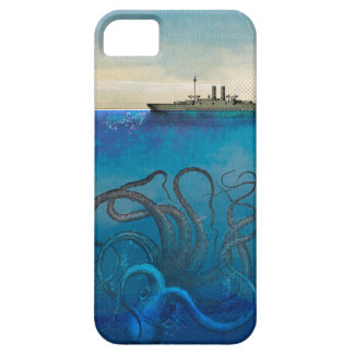 Sea Monster iPhone 5 Covers