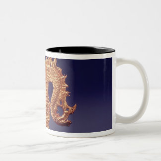 Sea monster 'Ketos' Two-Tone Coffee Mug