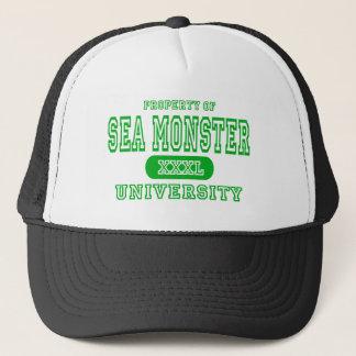 Sea Monster University Trucker Hat