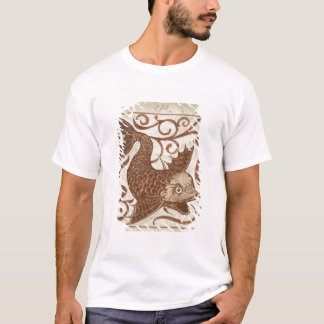 Sea Monster (w/c on paper) T-Shirt