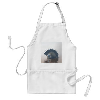 Sea Monsters Standard Apron
