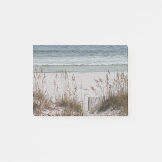 Sea Oats Along the Beach Side Post-it® Notes
