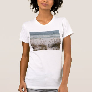 Sea Oats Along the Beach Side T-Shirt