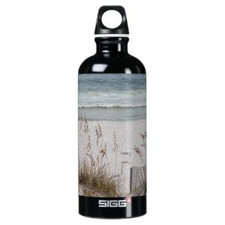 Sea Oats Along the Beach Side Water Bottle