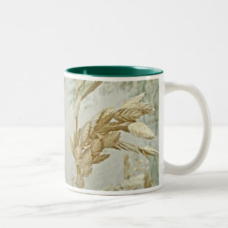 Sea Oats Outer Banks NC Series Two-Tone Coffee Mug