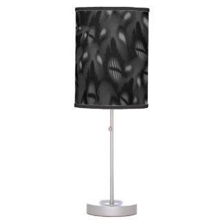 Sea of Faces Table Lamp