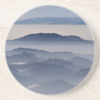 Sea of Foggy Mountains Coaster