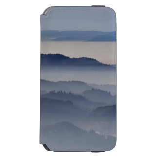 Sea of Foggy Mountains Incipio Watson™ iPhone 6 Wallet Case