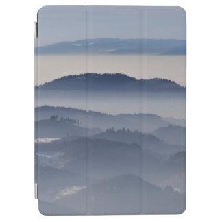 Sea of Foggy Mountains iPad Air Cover