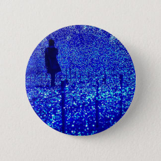 Sea of light 2 inch round button