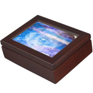 Sea of Serenity Keepsake Box