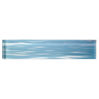 Sea of Tranquility Background Nameplate