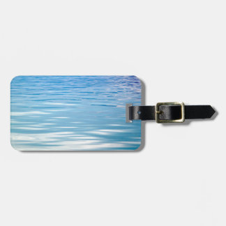 Sea of Tranquility Bag Tag