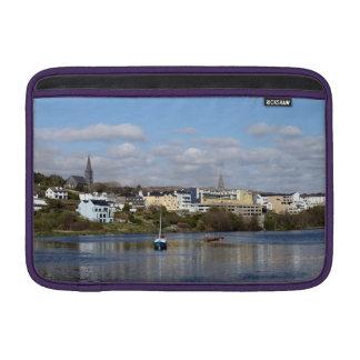 Sea off Clifden MacBook Sleeve