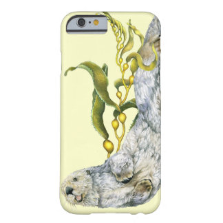 Sea Otter Barely There iPhone 6 Case