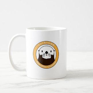 Sea Otter Channel Logo Coffee Mug