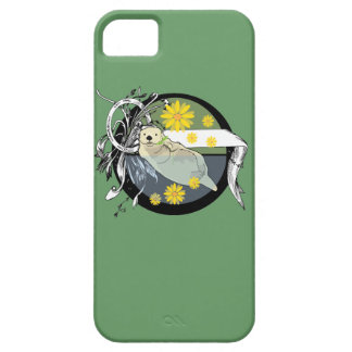 sea otter iPhone 5 cover