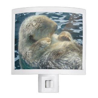 Sea Otter Night Light