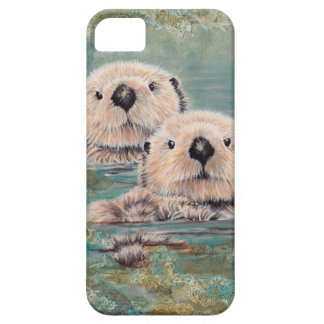 Sea Otters iPhone 5 Covers