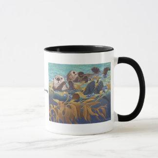 Sea Otters Mug