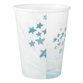 Sea paper cup