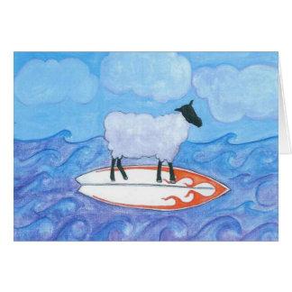 Sea Pastoral Greeting Card