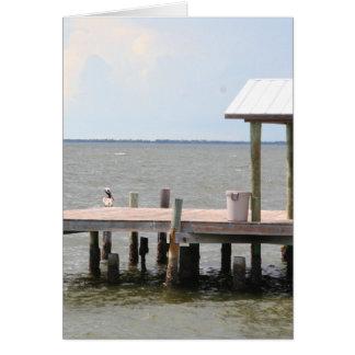 Sea Pier card